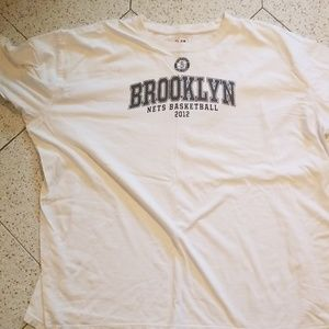 Brooklyn  nets  t shrit